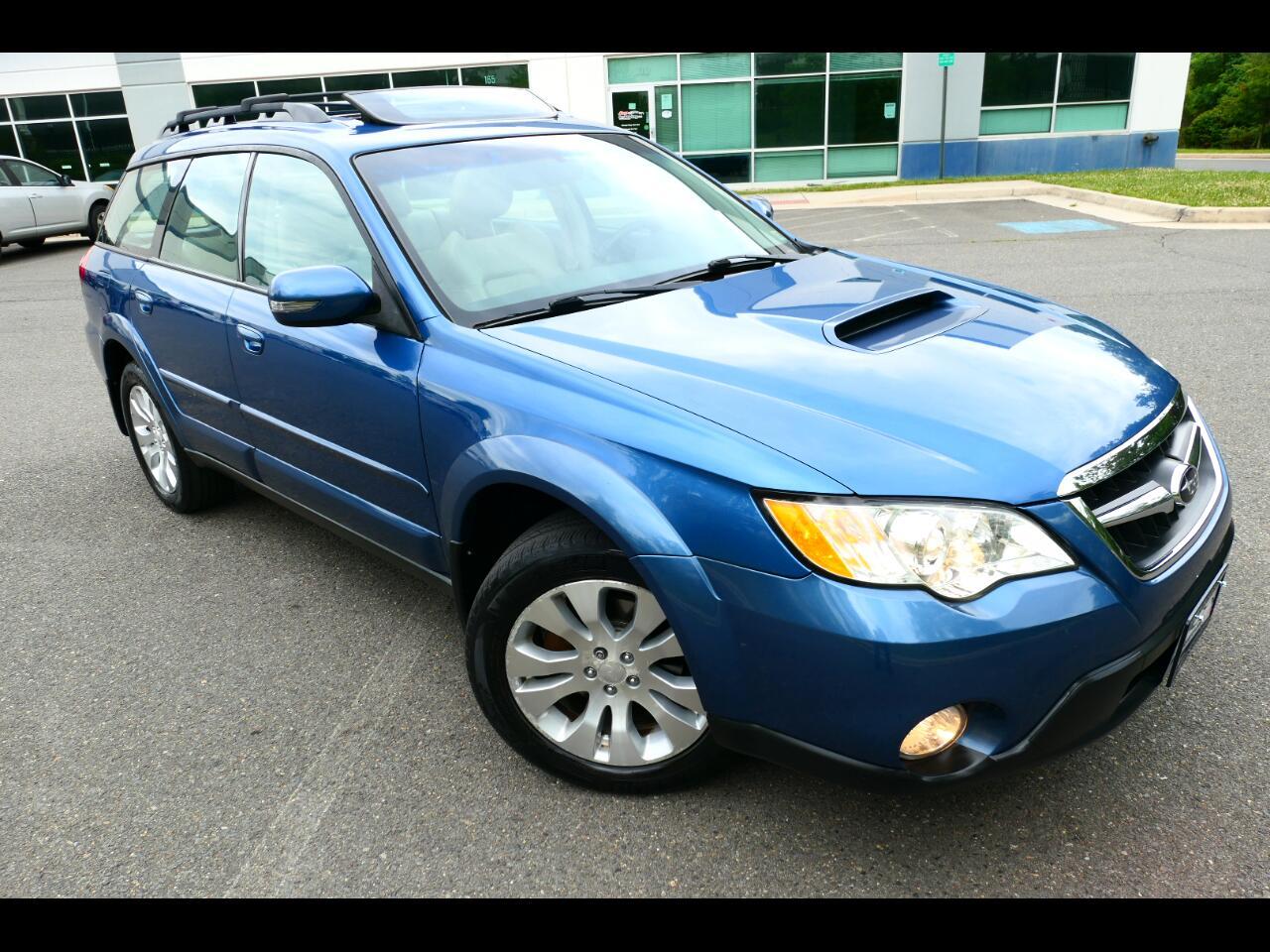 Subaru Outback 2.5XT Limited 2008