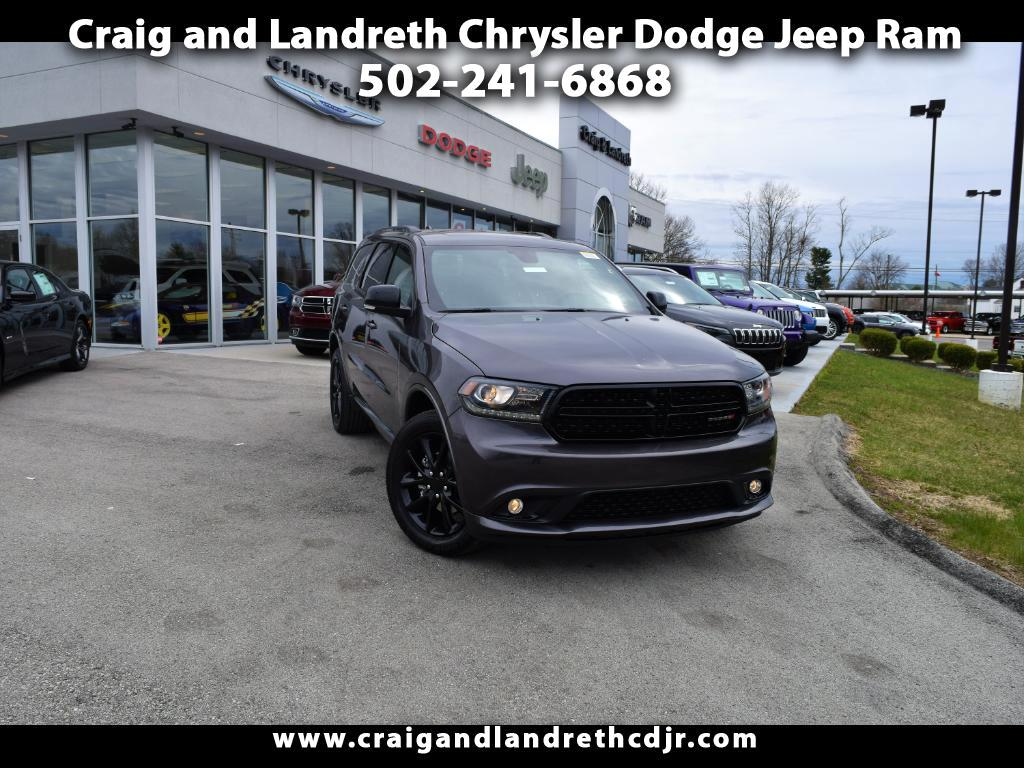 2018 Dodge Durango GT BLACKTOP AWD
