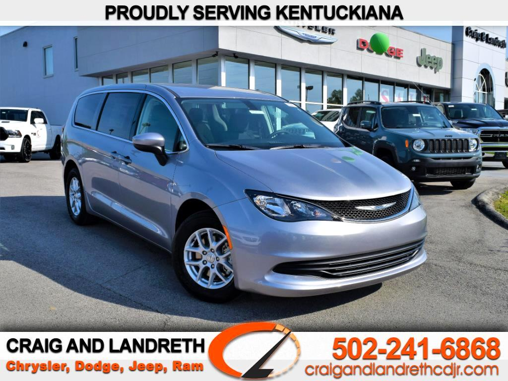 2018 Chrysler Pacifica LX FWD