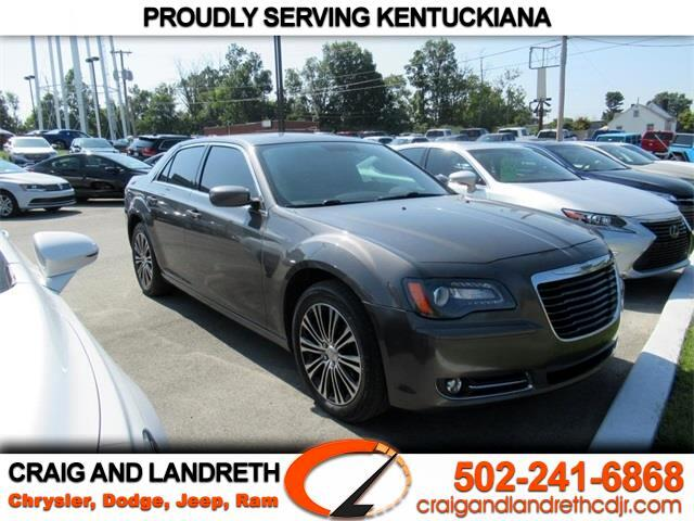 2013 Chrysler 300 4dr Sdn 300S AWD