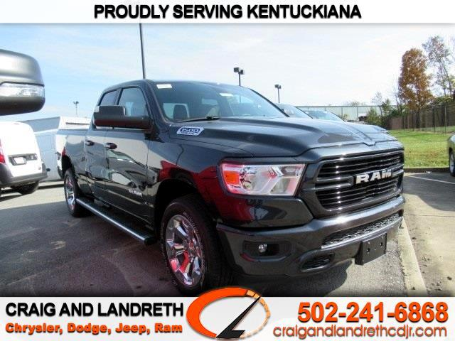 2019 RAM 1500 Big Horn/Lone Star 4x4 Quad Cab 6'4