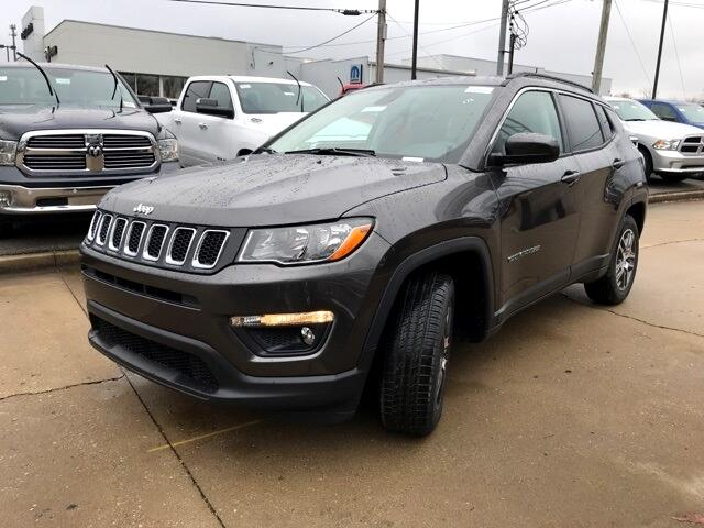Jeep Compass Latitude FWD 2019