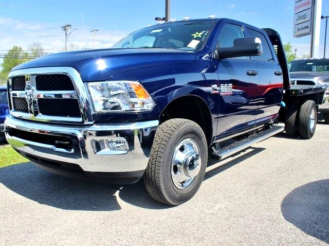 "RAM 3500 Chassis Cab Tradesman 4WD Crew Cab 172"" WB 60"" CA 2018"