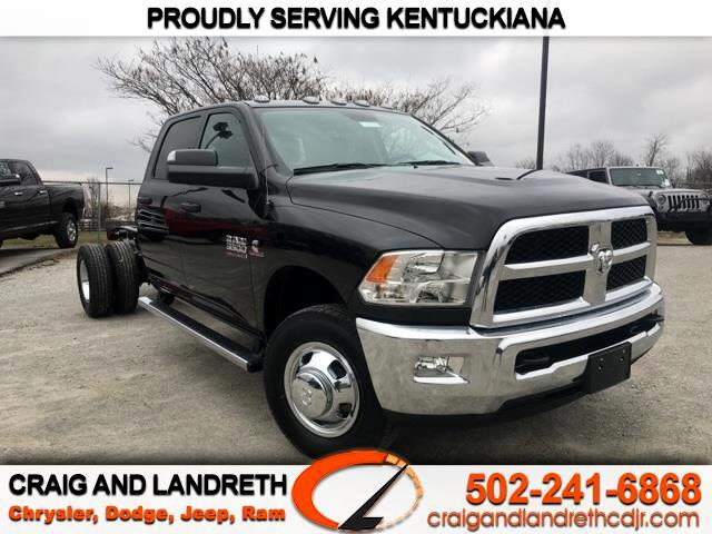 "2018 RAM 3500 Chassis Cab Tradesman 4WD Crew Cab 172"" WB 60"" CA"