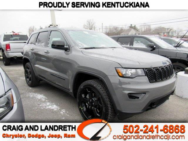 Jeep Dealership Louisville >> New 2019 Jeep Grand Cherokee Laredo 4x4 for Sale in Crestwood Louisville Tri KY 40014 Craig and ...