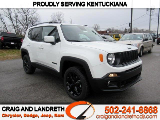 2018 Jeep Renegade Altitude 4x4