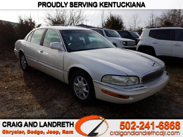 2002 Buick Park Avenue 4dr Sdn