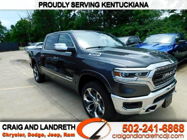 "RAM 1500 Limited 4x4 Crew Cab 5'7"" Box 2019"