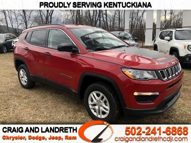 Jeep Compass Upland Edition 4x4 2019