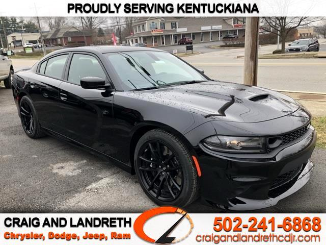 2019 Dodge Charger Scat Pack RWD