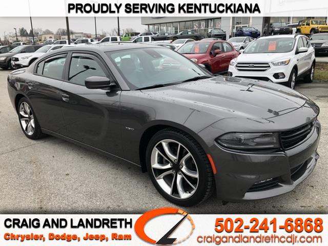 2015 Dodge Charger 4dr Sdn RT RWD