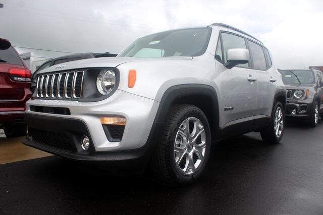 Jeep Renegade Latitude FWD 2019