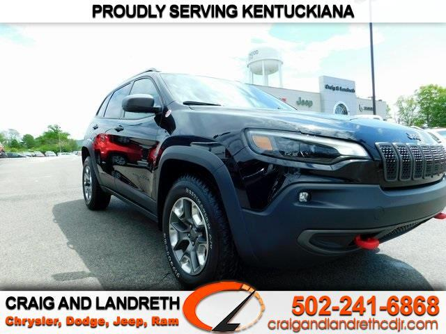 Used 2019 Jeep Cherokee Trailhawk 4x4 for Sale in Crestwood