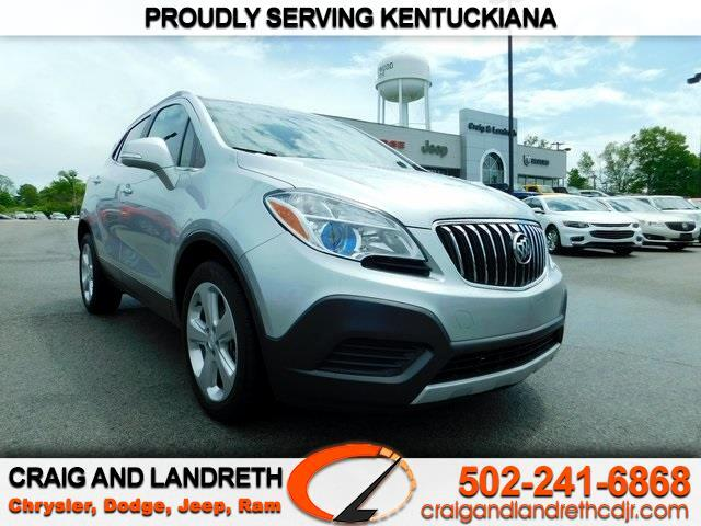2015 Buick Encore FWD 4dr