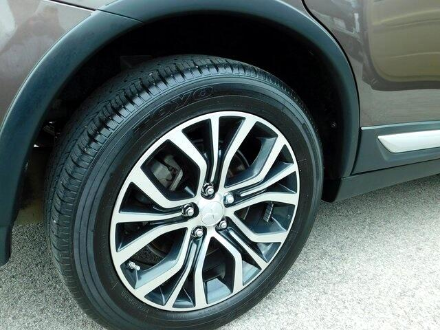 2017 Mitsubishi Outlander SE FWD