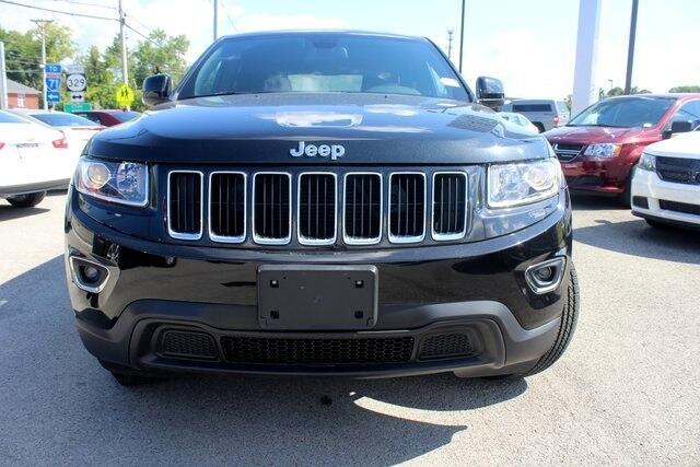 Jeep Grand Cherokee 4WD 4dr Laredo 2016