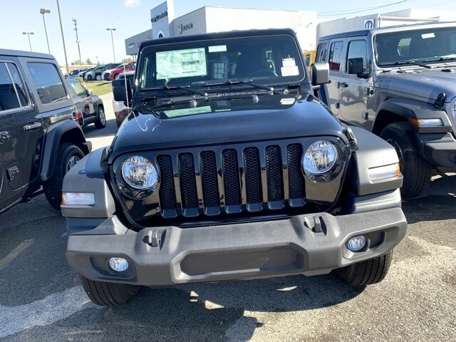 Jeep Wrangler Unlimited Sport S 4x4 2019