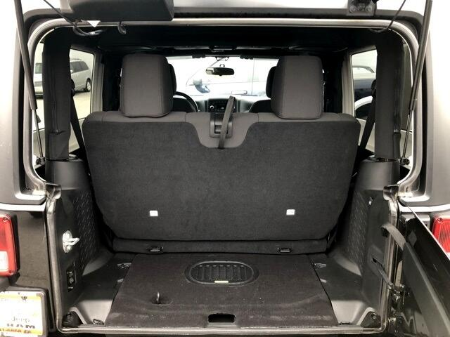 Jeep Wrangler JK Sport S 4x4 2018
