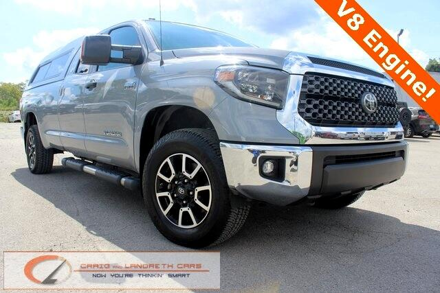 Toyota Tundra 4WD SR5 Double Cab 8.1' Bed 5.7L (Natl) 2019