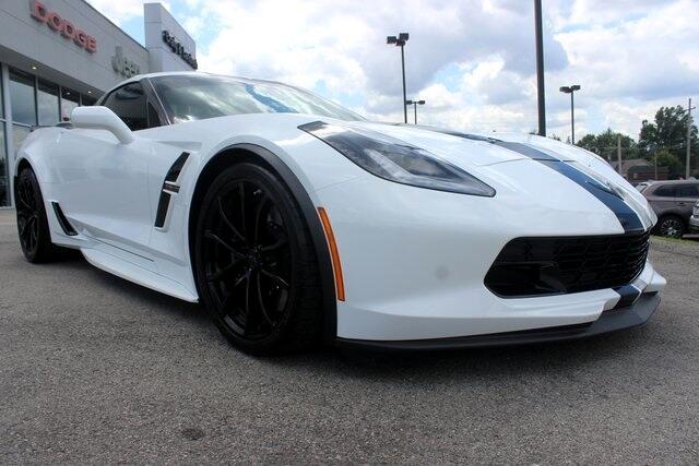 2017 Chevrolet Corvette 2dr Grand Sport Cpe w/1LT