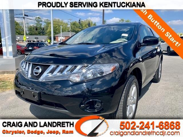 2010 Nissan Murano AWD 4dr S