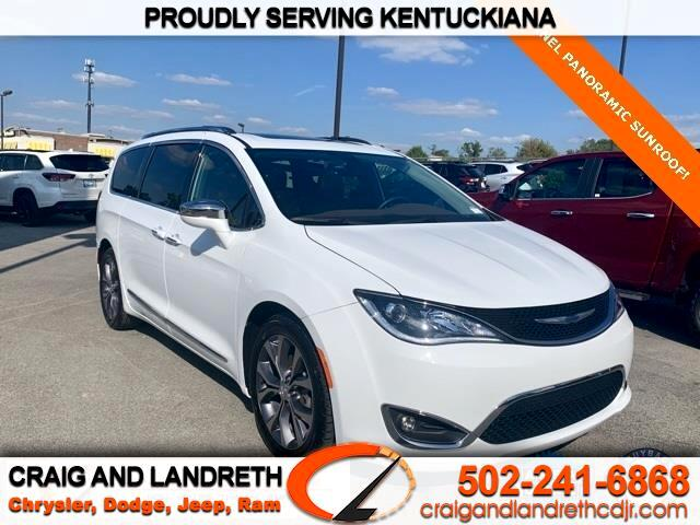 Chrysler Pacifica Limited FWD 2018