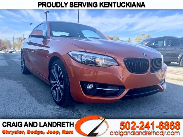 BMW 2 Series 2dr Cpe 228i xDrive AWD 2016