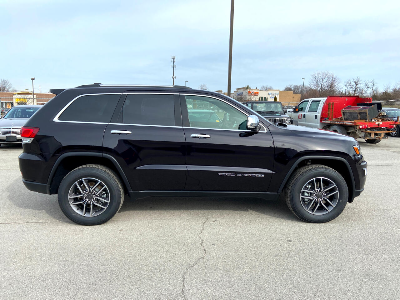 new 2020 jeep grand cherokee limited 4x4 for sale in