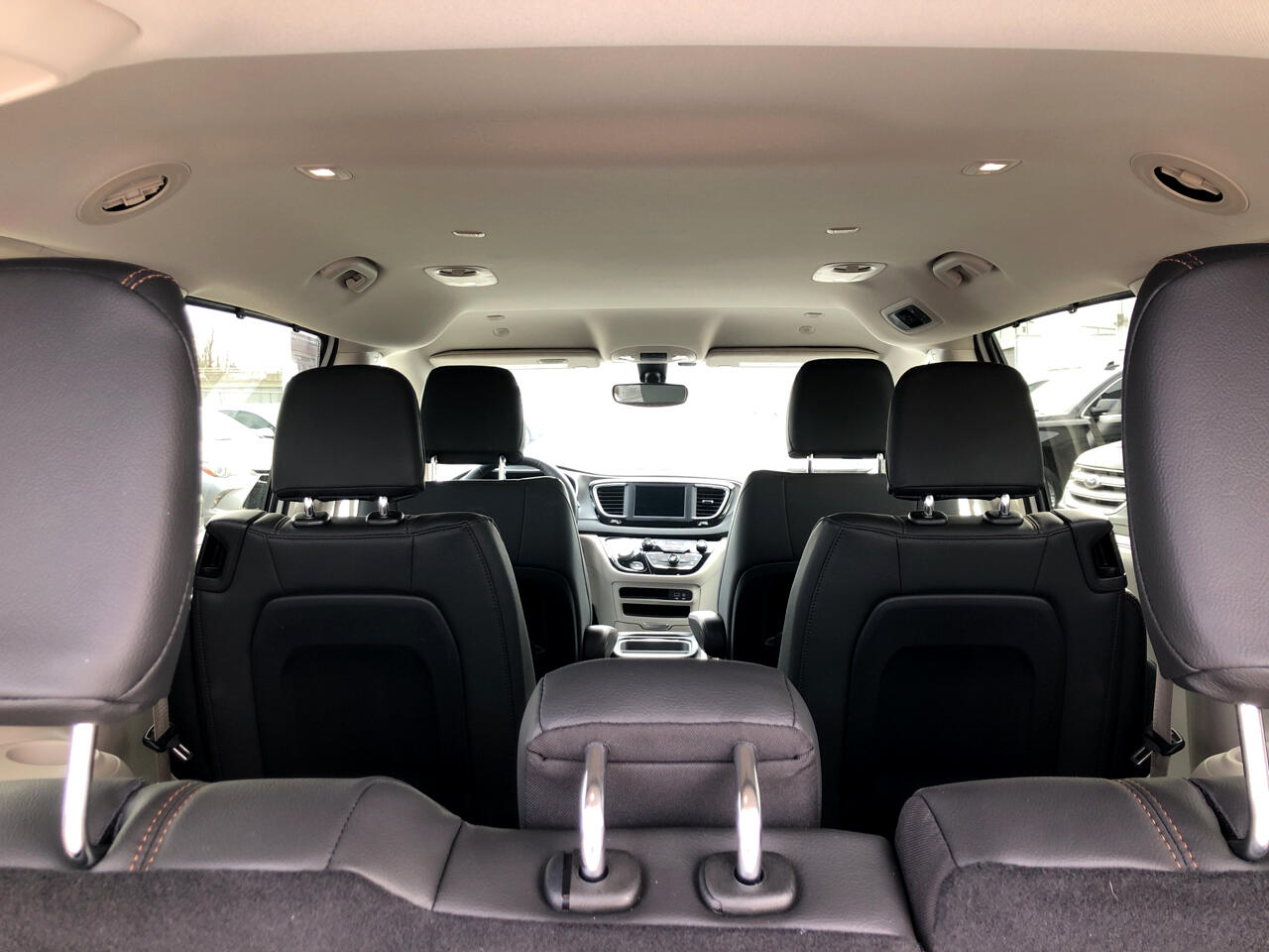 Used 2020 Chrysler Pacifica Touring L Fwd For Sale In