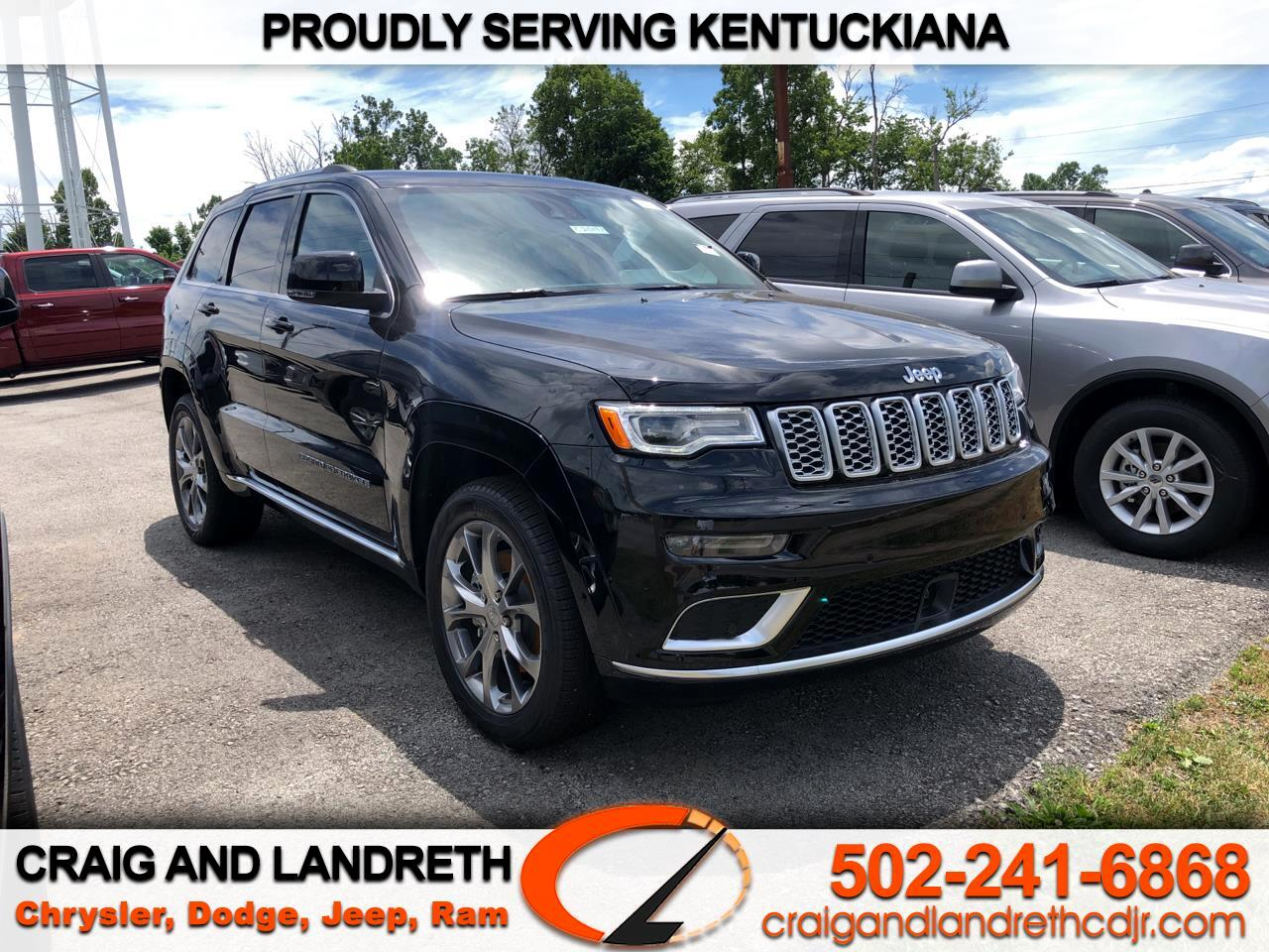 Jeep Grand Cherokee Summit 4x4 2020