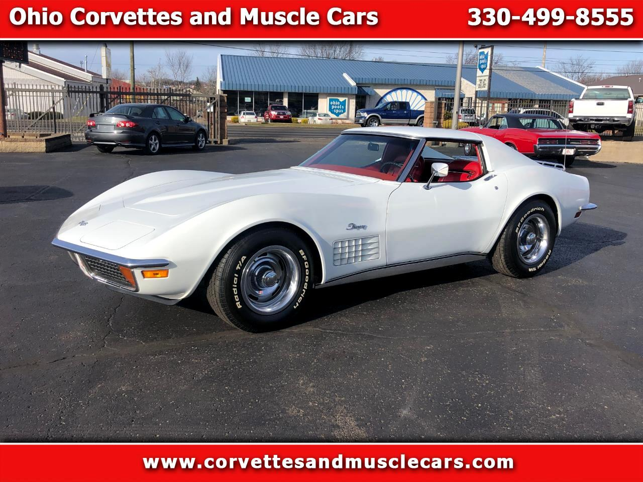 Chevrolet Corvette Stingray 1972