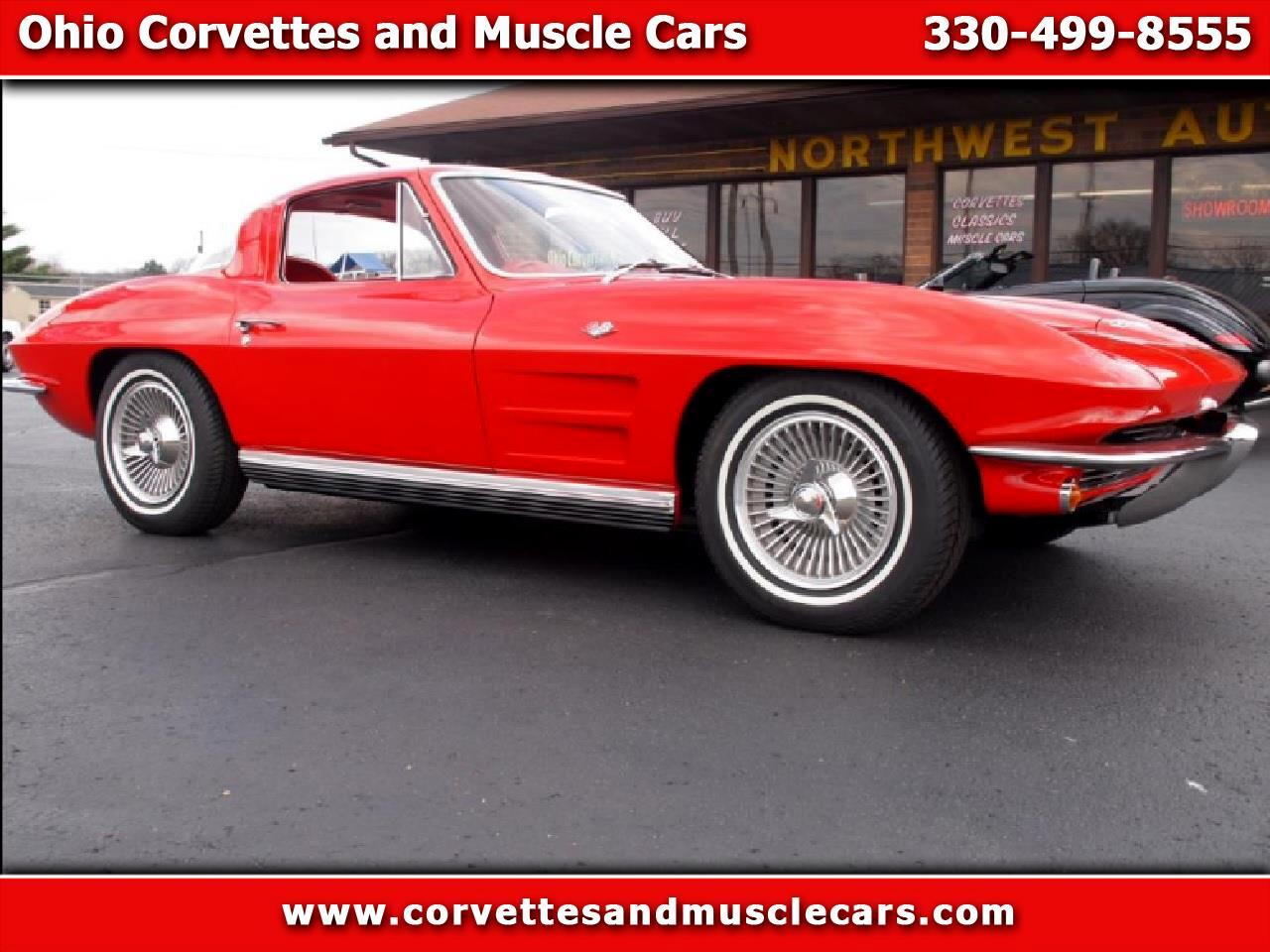 Chevrolet Corvette Stingray 1964