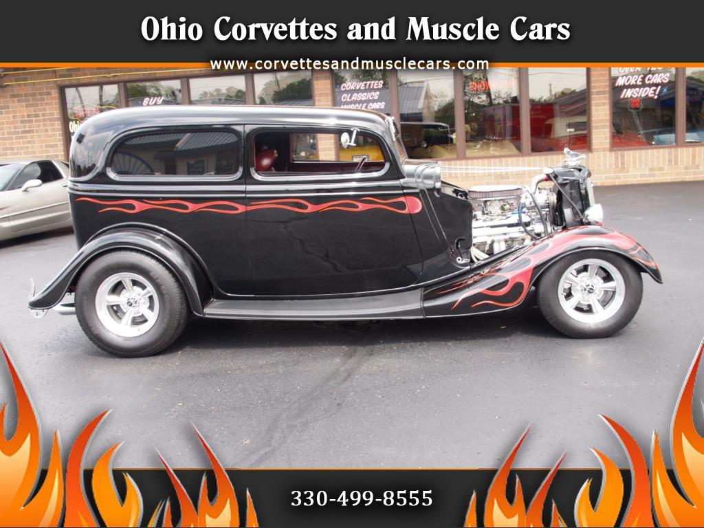 1933 Ford Tudor HotRod