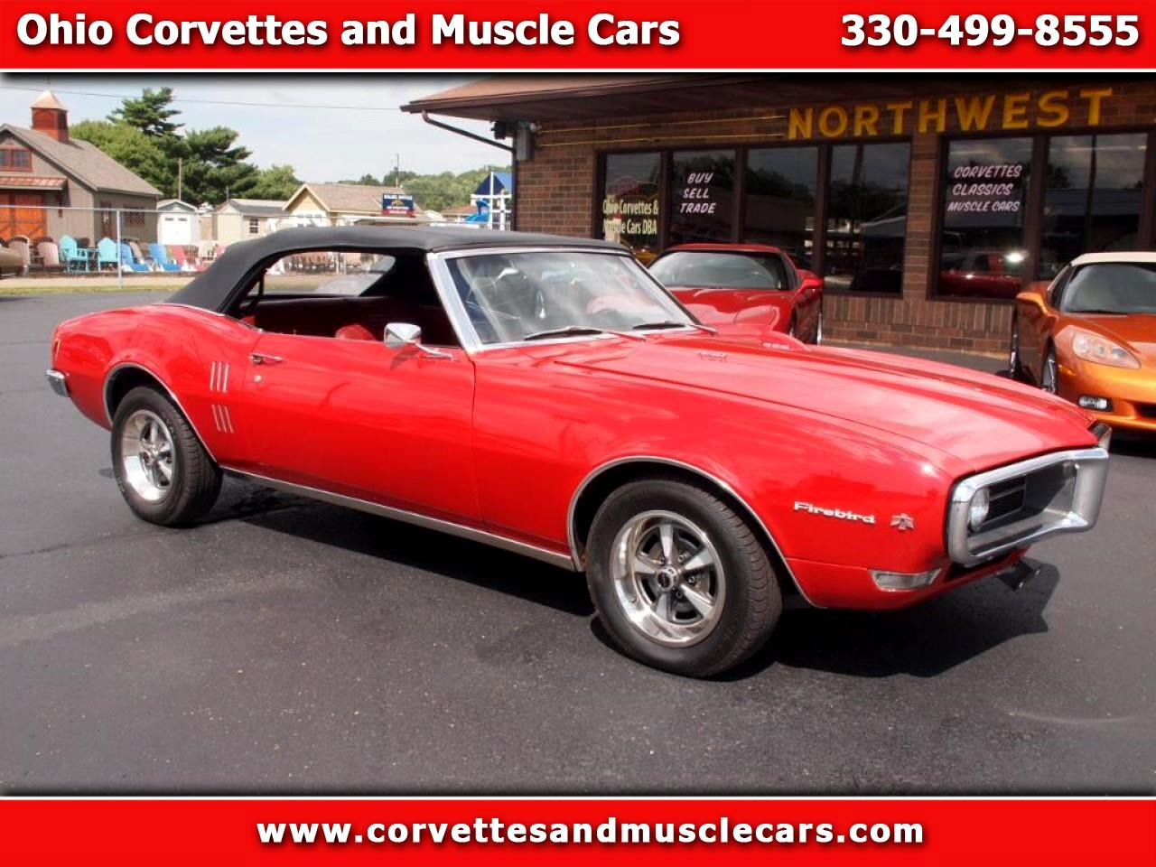 1968 Pontiac Firebird Convertible photo