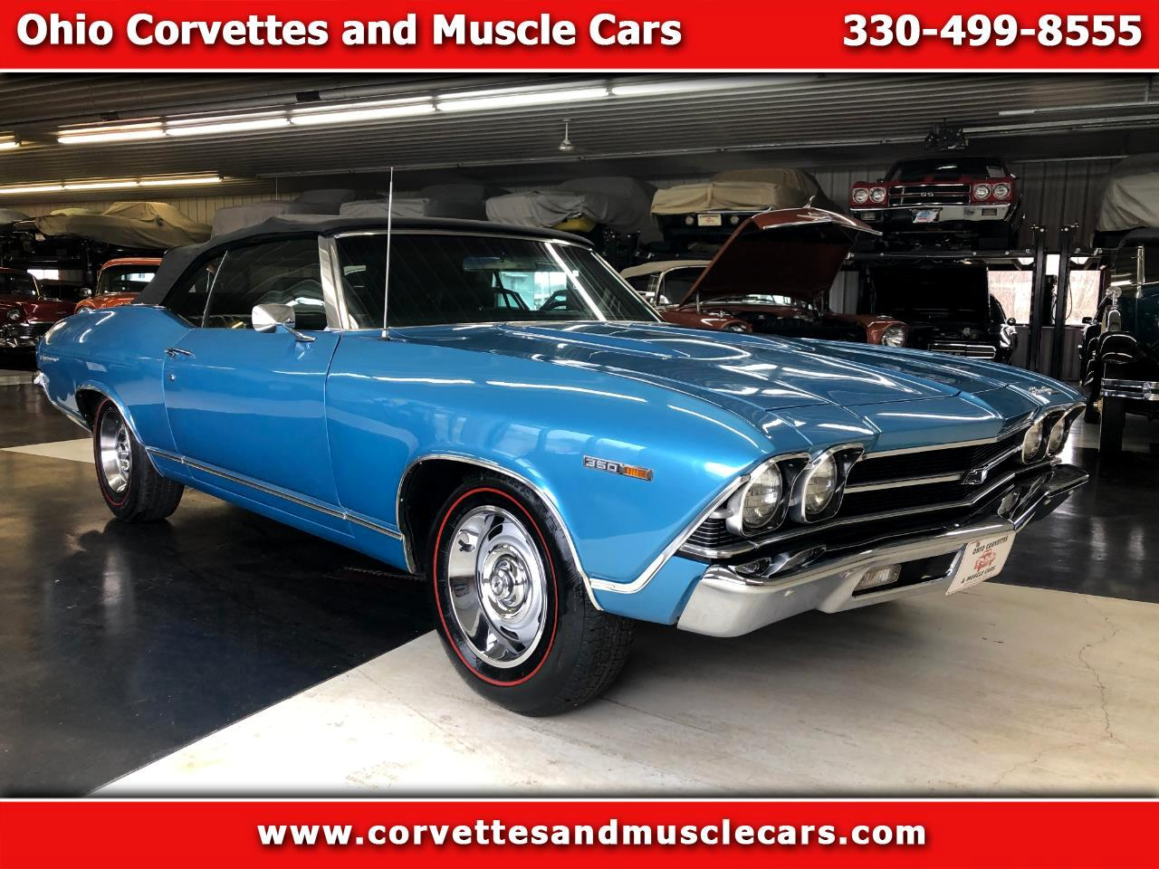 Chevrolet Chevelle Convertible 1969