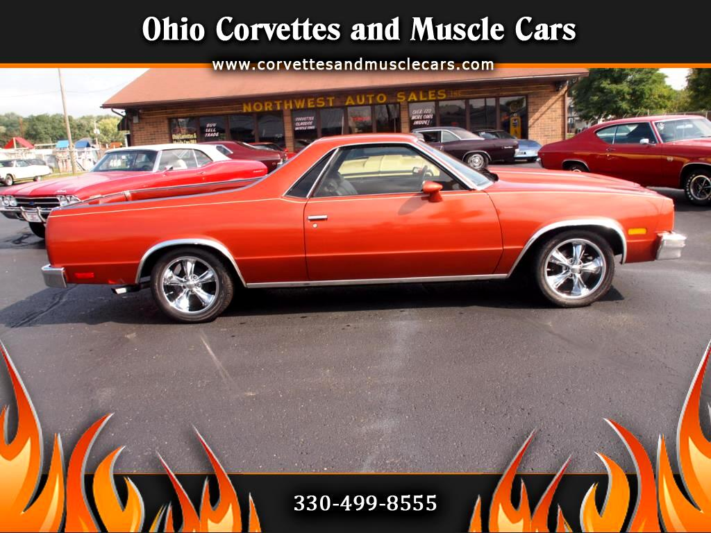 1983 Chevrolet El Camino Regular Cab 2WD