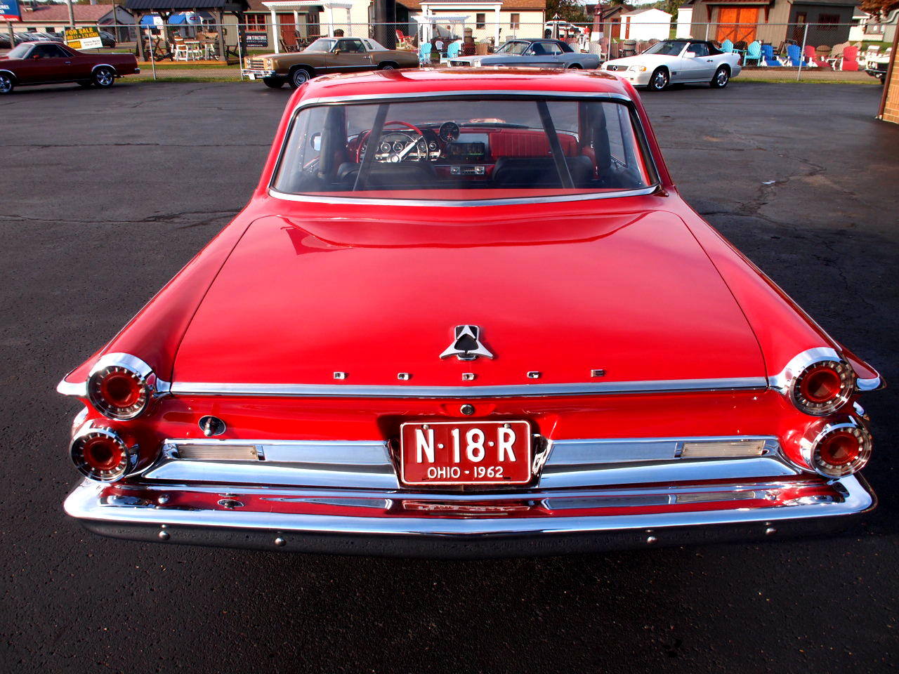 Used 1962 Dodge Polara 500 for Sale in North Canton OH ...