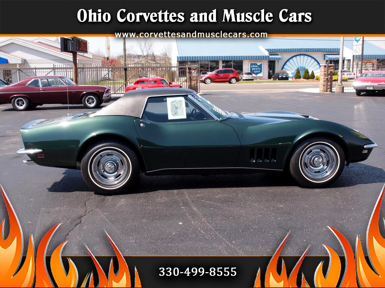 1968 Chevrolet Corvette Stingray L71