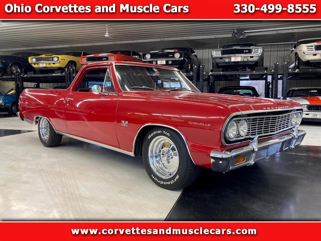 Chevrolet El Camino 2dr Pickup 1964