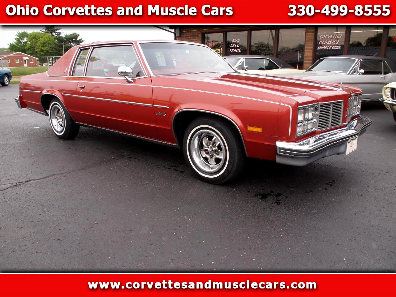 Oldsmobile Delta Eighty-Eight Royale Brougham 1977