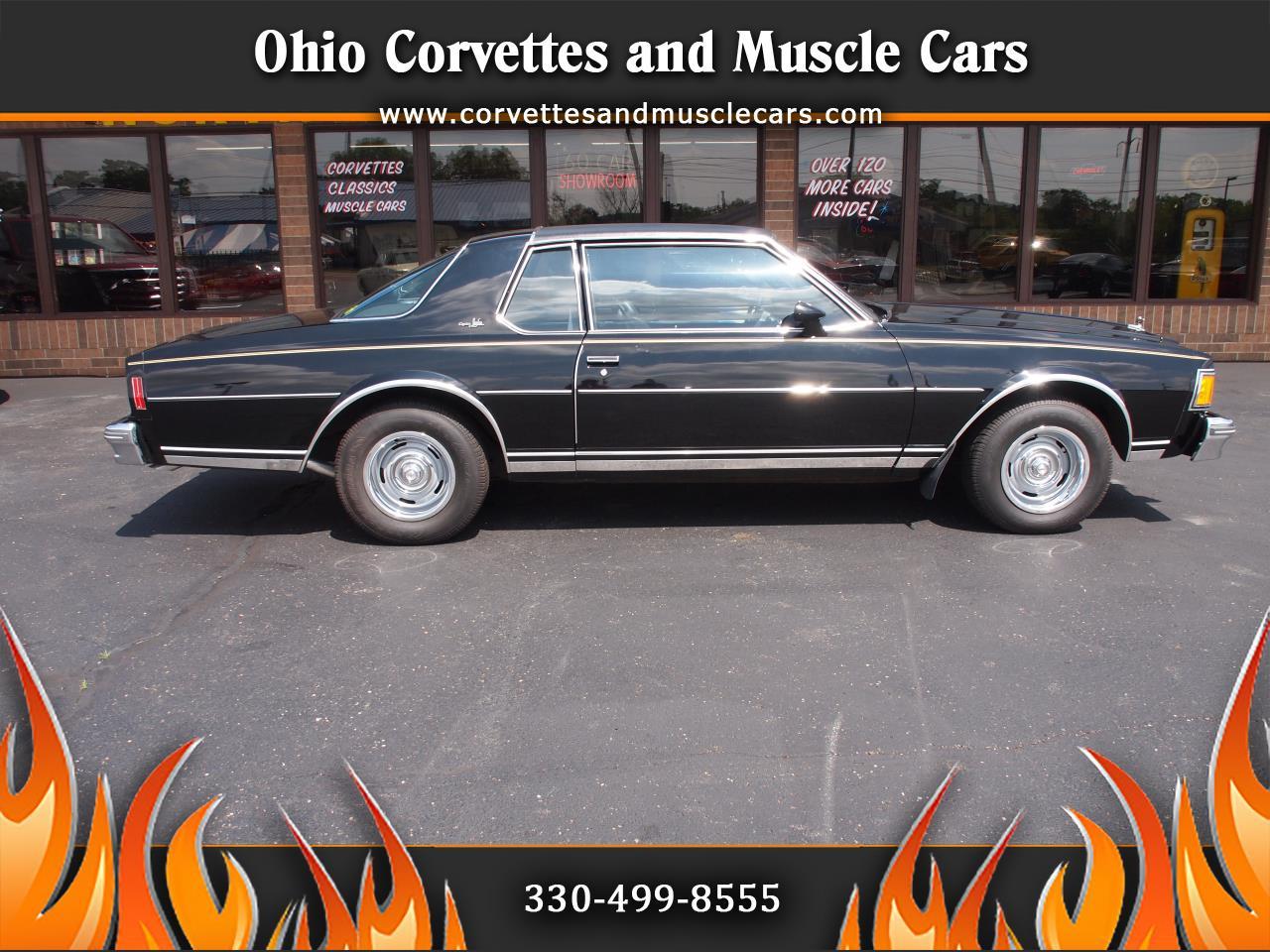 1978 Chevrolet Caprice Landau
