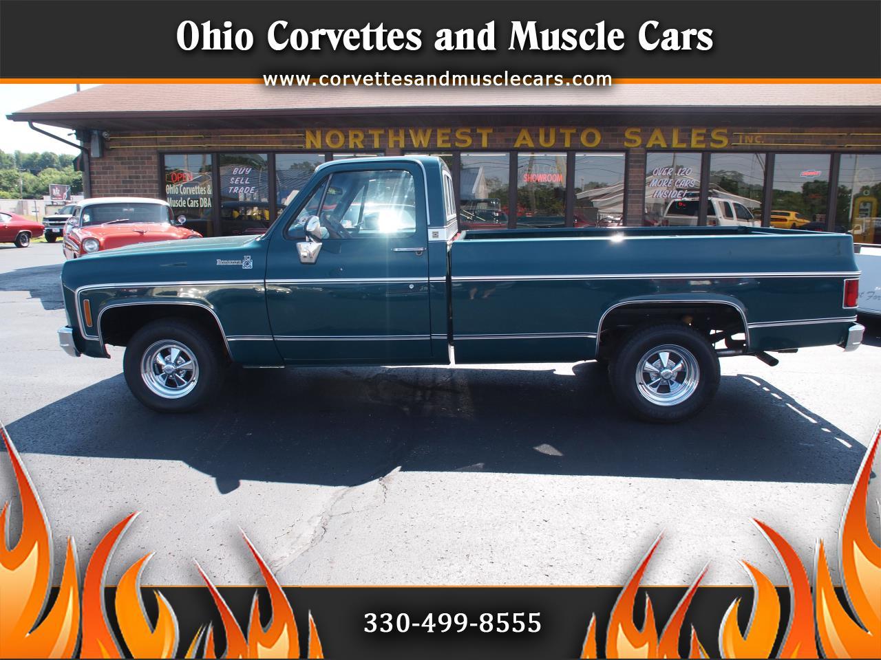1979 Chevrolet 1/2 Ton Pickups Bonanza