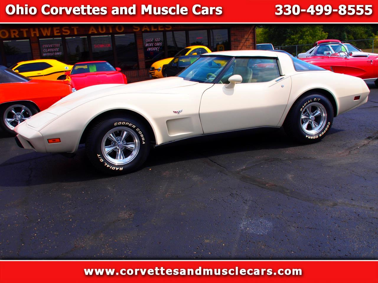 Chevrolet Corvette Coupe 1979