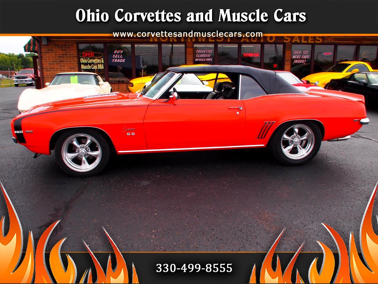 1967 Chevrolet Camaro SS/RS Convertible