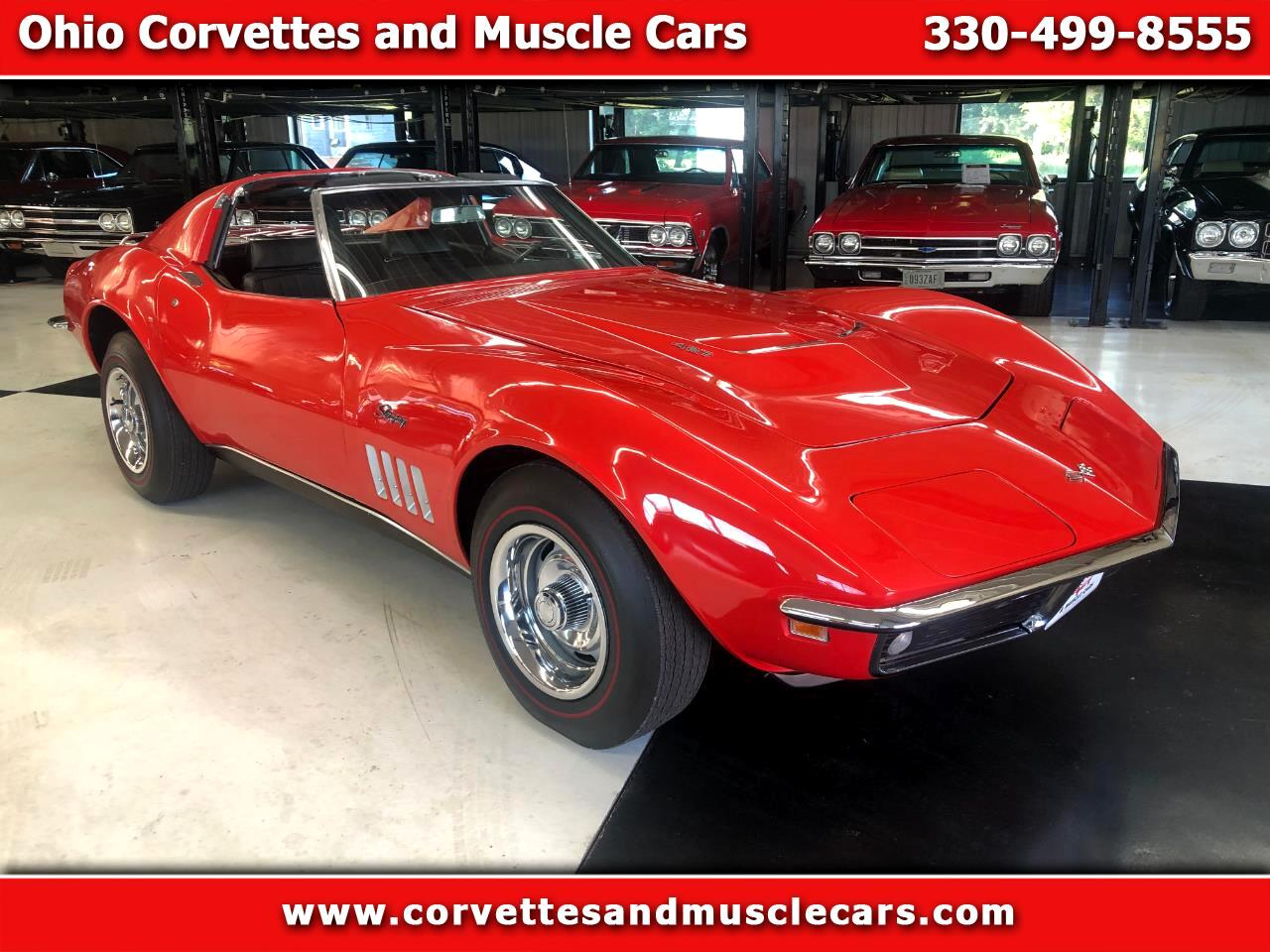 Chevrolet Corvette Coupe 1969