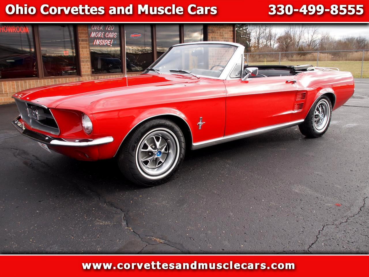 Ford Mustang 2dr Convertible 1967