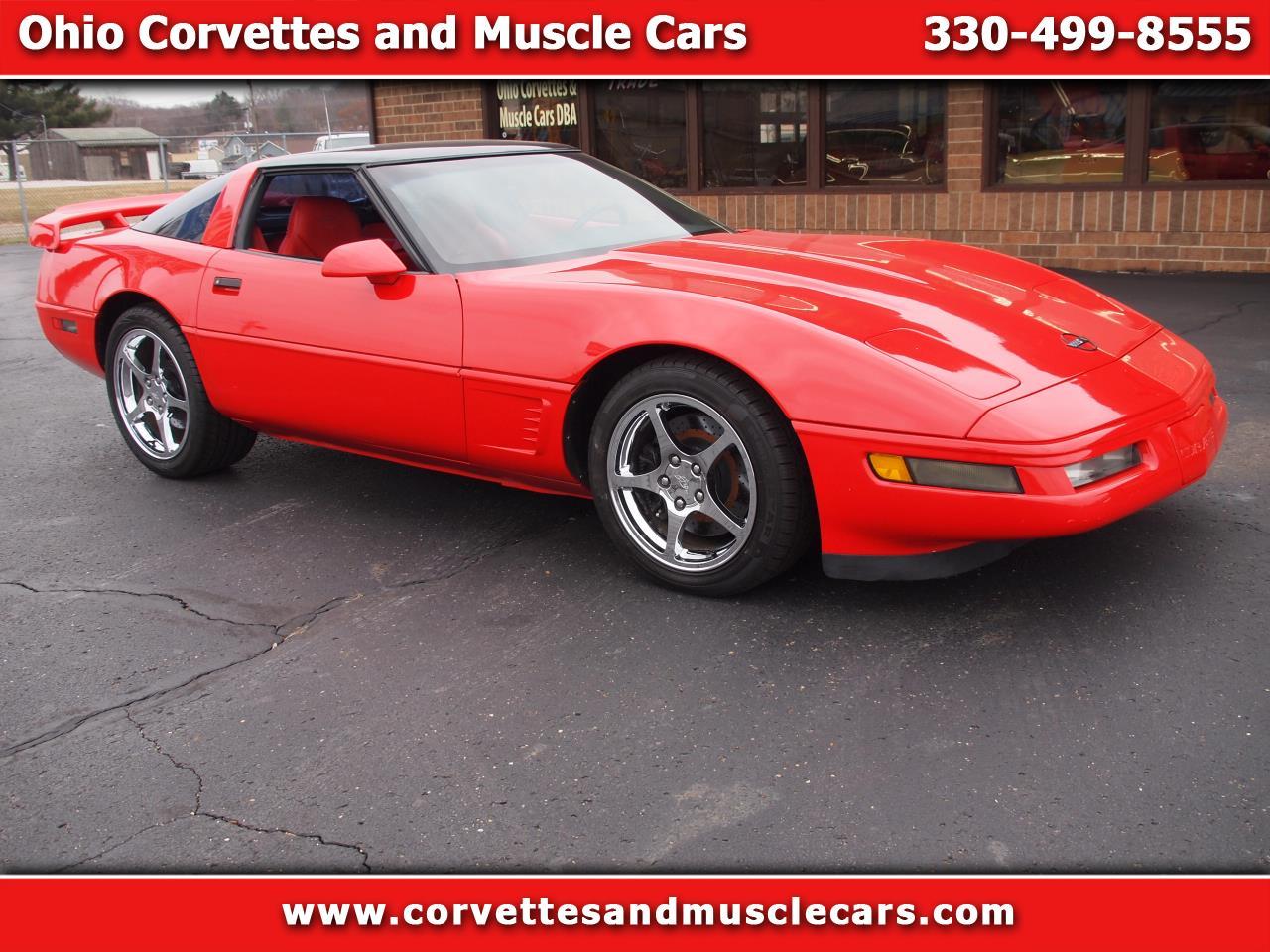 Chevrolet Corvette Coupe 1996