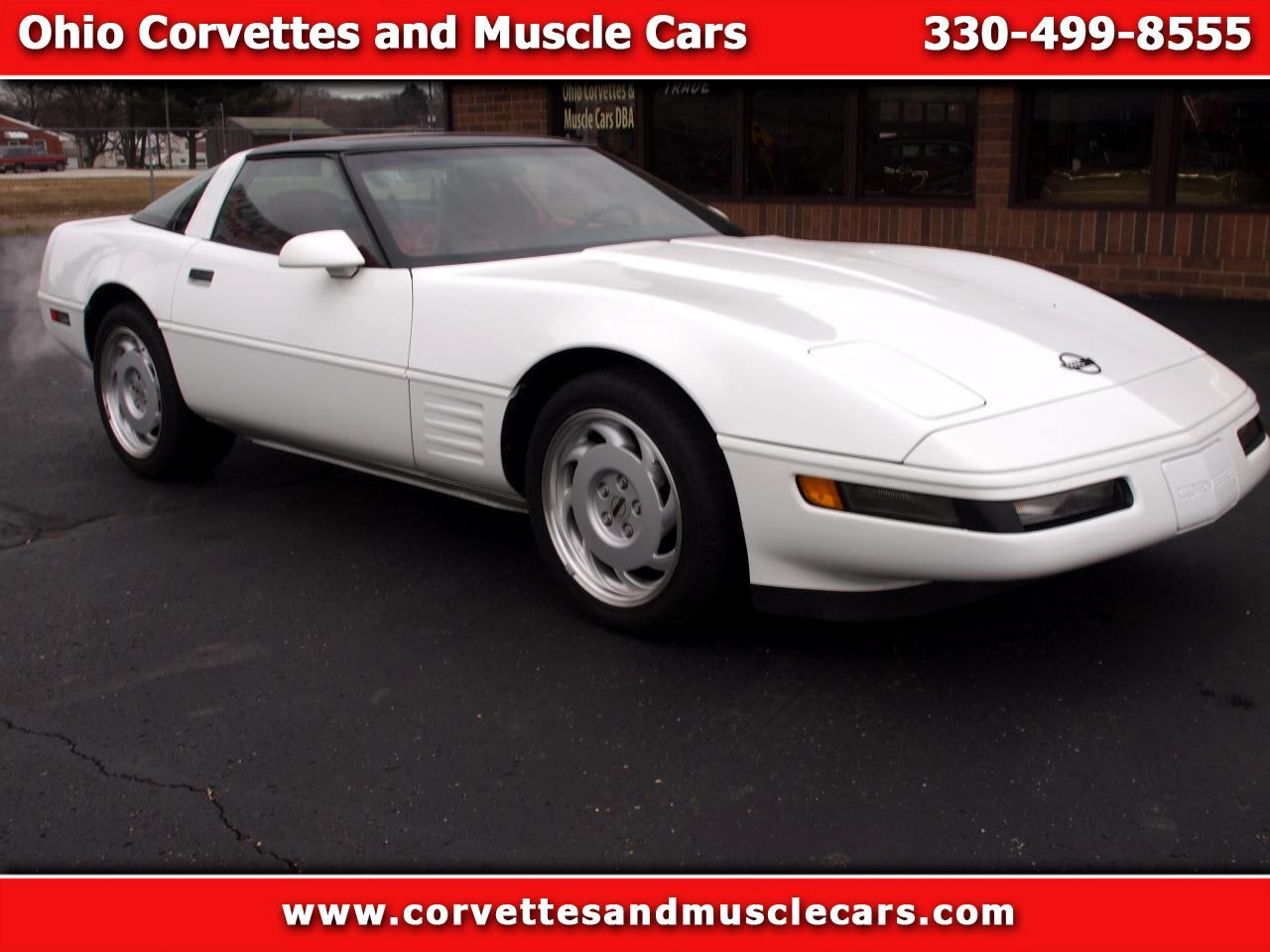 Chevrolet Corvette Coupe 1992