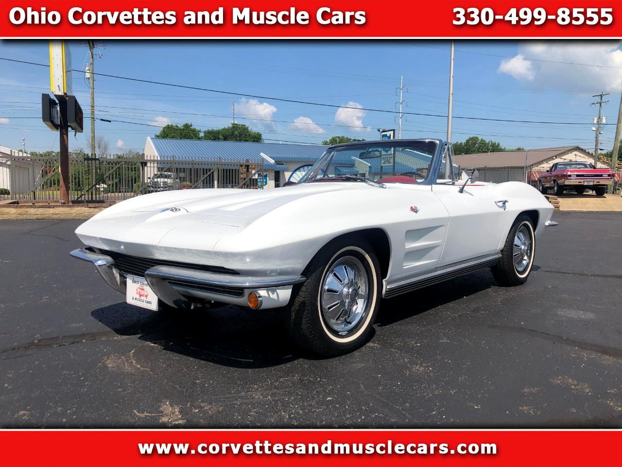 Chevrolet Corvette Convertible 1964
