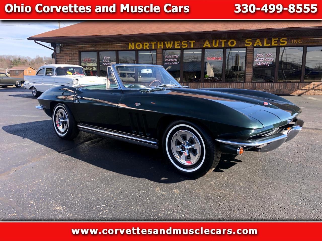 1965 Chevrolet Corvette Convertible photo